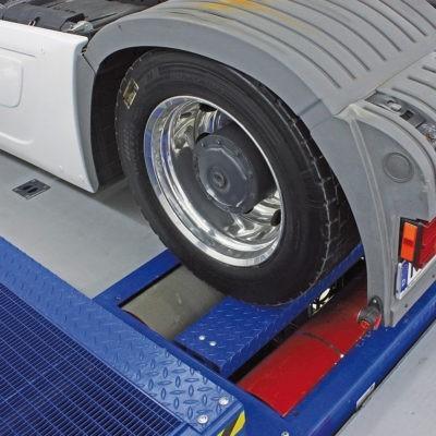 Dynamo lastvagn LPS 3000 MAHA