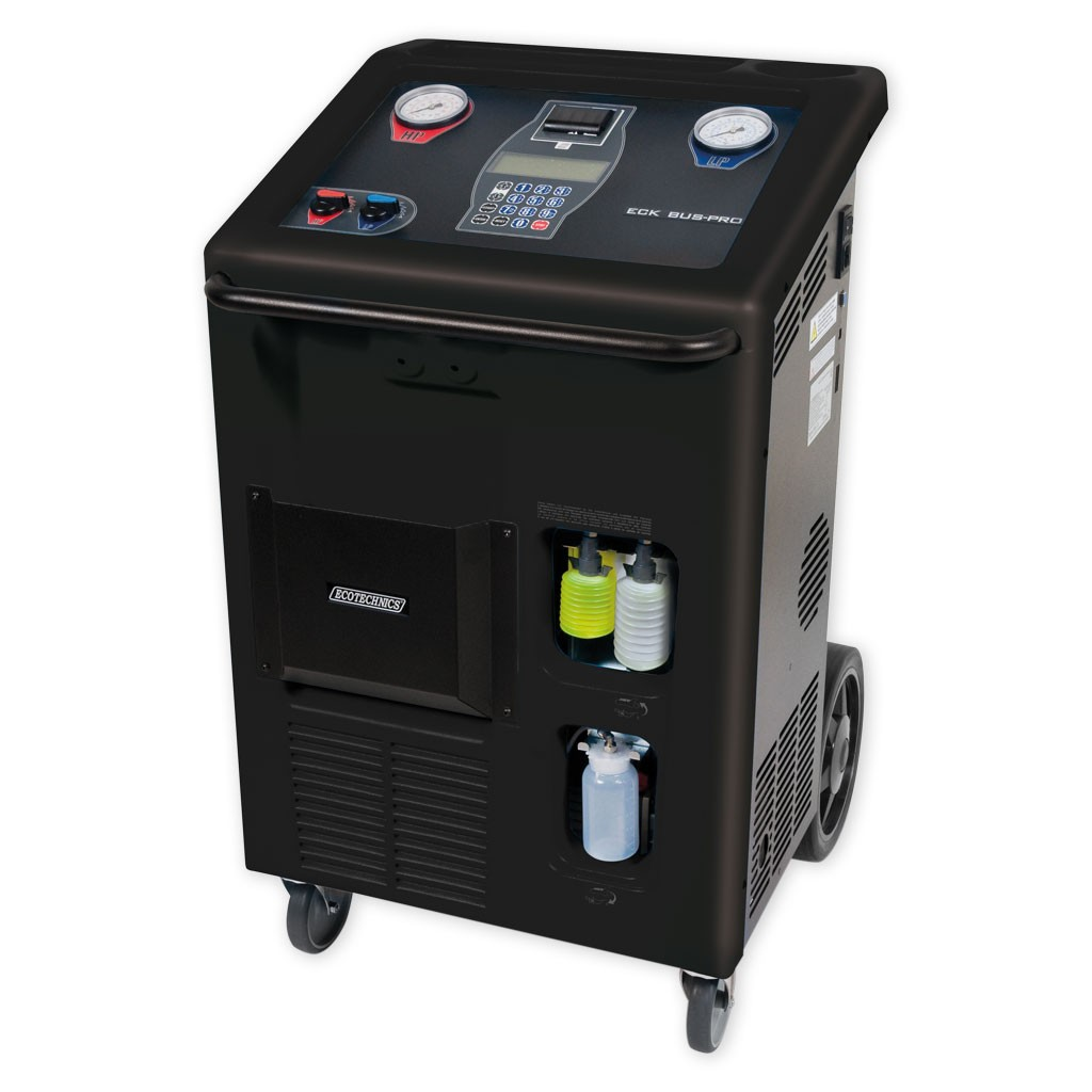 AC-maskin ECK BUS-Pro från SUN Maskin & Service