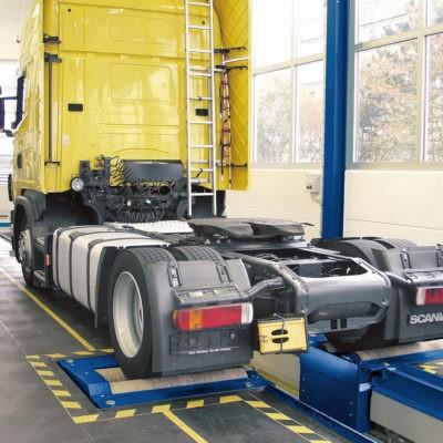 Bromsprovare 13 ton MBT 4200 LON CLASSIC
