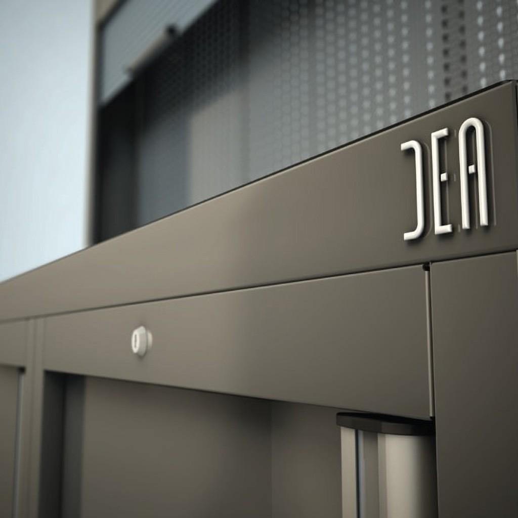 DEA Modul verkstadsinredning