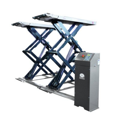 Dubbelsaxlyft 3.5 ton VAS 6802 MAHA