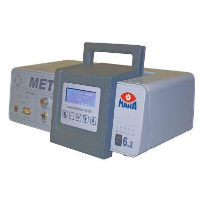 MAHA MET 6.2 Rökgasmätare produktbild