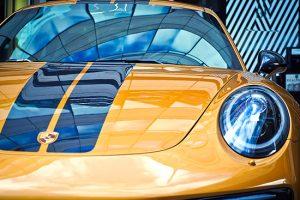 Ljusinställare för Porsche
