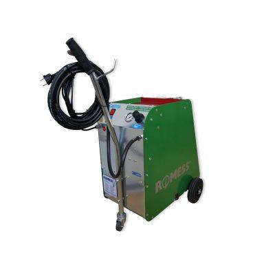 Romess SE 5 HY2 MB tömning och fyllning hydraulolja