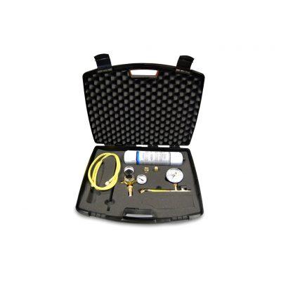 Kit för trycktest och läcksökning