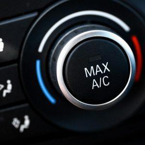 AC reglage i fordon