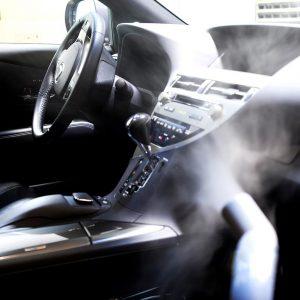 Saniflux rengör kupén och AC-systemet
