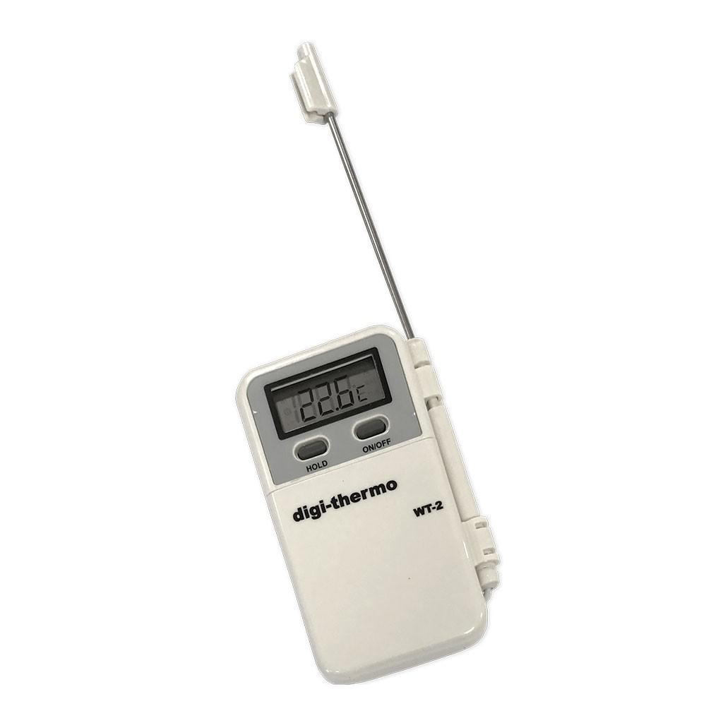 Digital termometer för AC