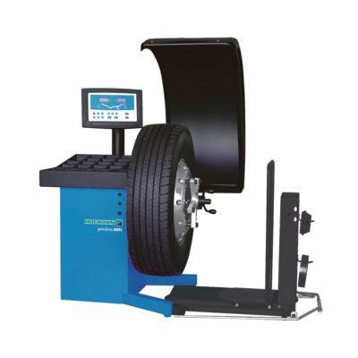 Hofmann Geodyna 980L balanseringsmaskin för lastbil och buss