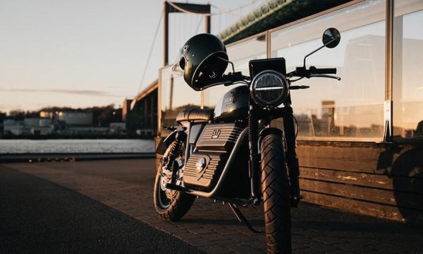 RGNT elmotorcykel